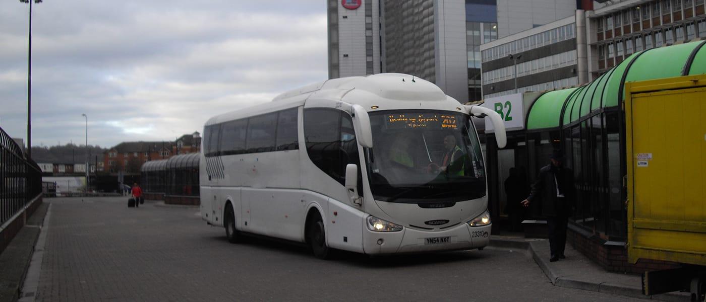 minibus hire cardiff