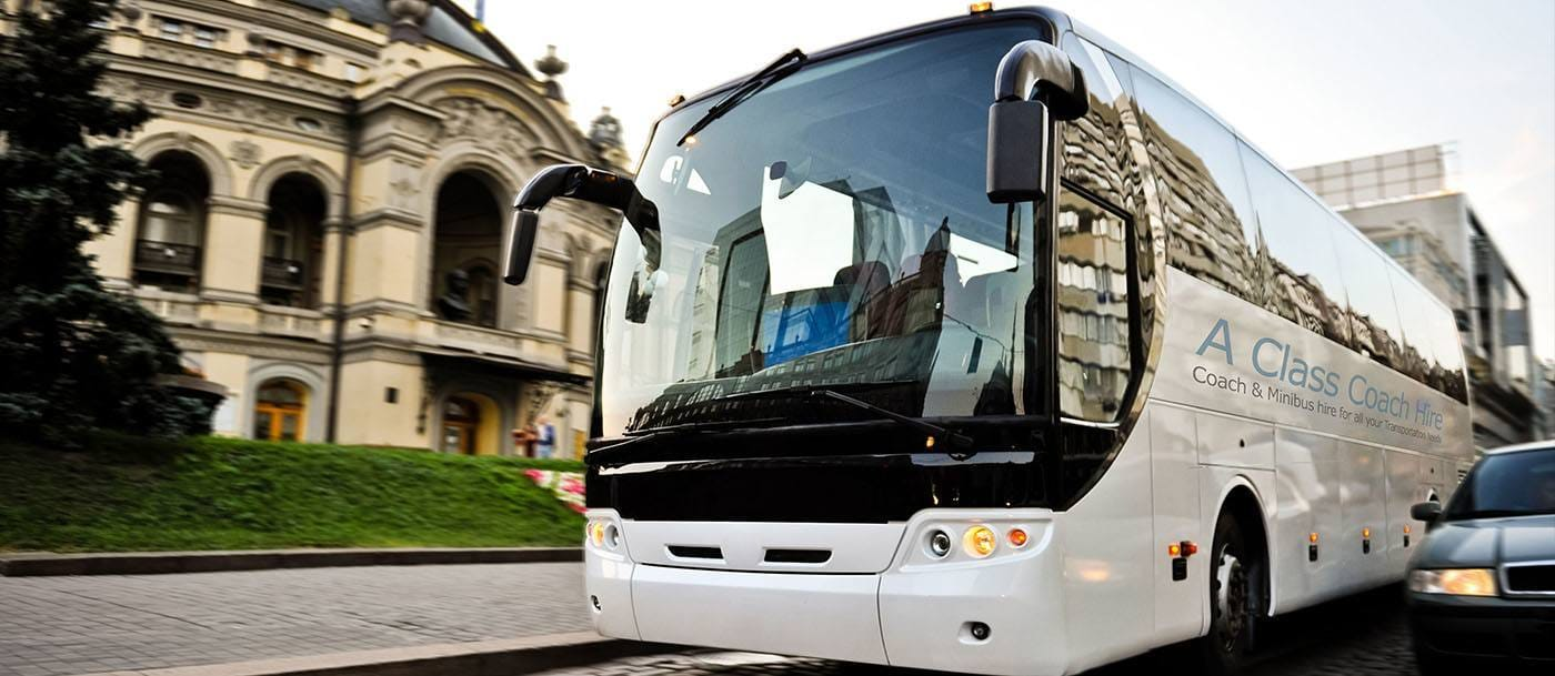 coach hire manchester